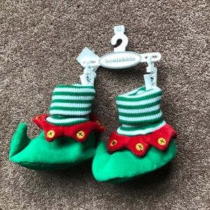 Koala kids Elf Shoes/Slippers NWT